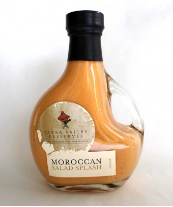 Moroccan Salad Splash