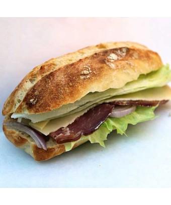 Mountain sandwich