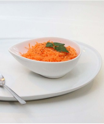 French style carrots salad