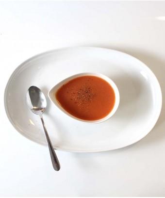 Tomato soup (vegan)