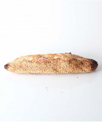 Sesame baguette