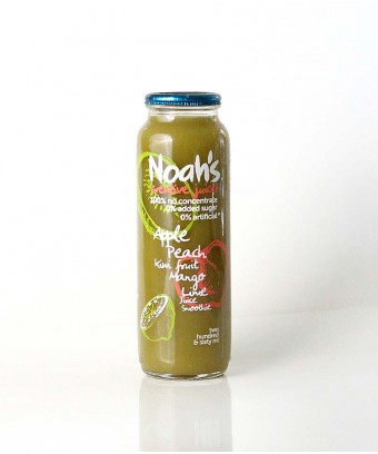 Noah's Peach Kiwi Smoothie