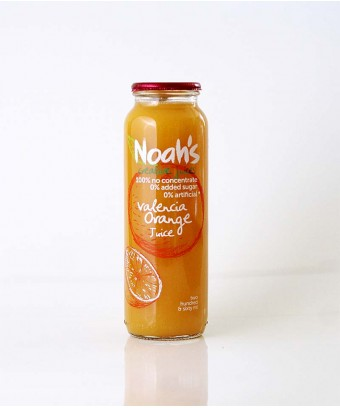 Noah's Valencia Orange Juice