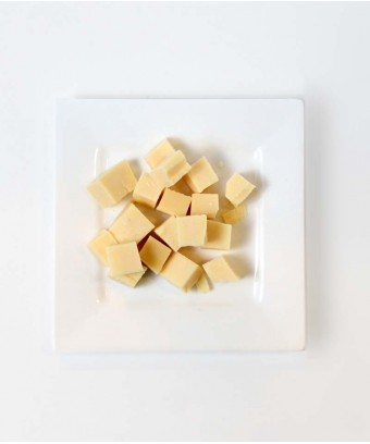 Gruyere Cheese cubes